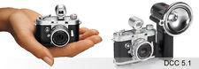 Minox Digital Classic Camera DCC 5.1 silber  Neuware + Minox Classic Blitz