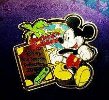 Disney M&P Four Seasons Collection Spring Mickey Mouse Pin