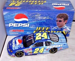 1:24 ACTION 2003 #24 PEPSI / DUPONT TALLADEGA SPECIAL MONTE CARLO JEFF GORDON