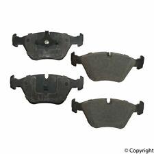 Disc Brake Pad Set-Meyle Ceramic Front WD Express 7395 D394 CRM