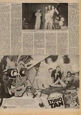 Frank Zappa Studio Tan UK LP advert 1978 MM-XCAQ