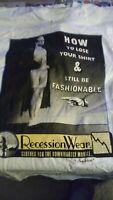 STANLEY DESANTIS WHITE  Rare recession wear. SHIRT SIZE XL mint unworn deadstock