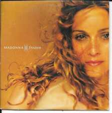 CD SINGLE 2 TITRES--MADONNA--FROZEN--1998