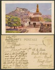 More details for tibet expedition china 1903 lhasa royal fusiliers marching 1st batt old postcard