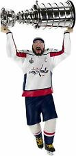 2019 Alex Ovechkin Washington Capitals Stanley Cup Mvp Nhl Hallmark Ornament