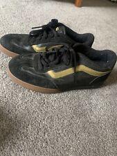Vintage Vans Jim Greco 2 Size 8.5 Men's Skateboard Black Sneakers Shoes