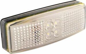 LED Autolamps 1490WM led White Side Marker Lamp 12/24v