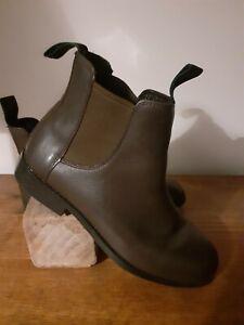 Dublin Foundation Jodhpur Riding Boots, Size 7 Rrp £45