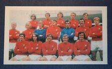 Bristol City   Superb  Original Vintage Colour 1971 Team Photo Card