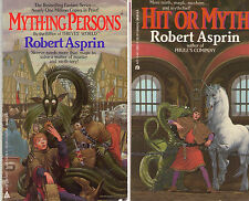 Complete Set Series - Lot of 18 Myth Adventures books by Robert Asprin (Fantasy)