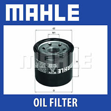 Mahle Oil Filter OC574 - Fits Suzuki Motorcycles - Genuine Part