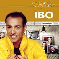 CD IBO Best Of My Star Hits Meine Lieder 20 Titel Blau und Weiß Schalke Hymne