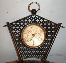 thermomètre baromètre design vintage mategot fer rigitulle