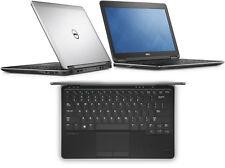 "Dell Latitude E7240 12.5"" Laptop Notebook - i5-4300u✔4GB✔128GB SSD✔Wi-Fi✔WebCam"