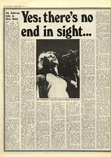 Yes There's No End In Sight MM5 Interview 1975