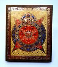Ikone GM Allsehende Auge Gottes, Auge der Vorsehung geweiht икона Всевидящее око