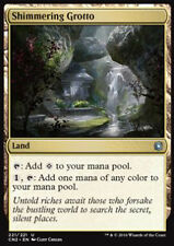 MTG 2x SHIMMERING GROTTO - GROTTA SCINTILLANTE - CN2 - MAGIC