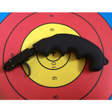 Handle Thumb Arrow Release Aids Caliper Bow Grip Arrow Compound Hunting Archery