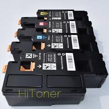 4 x Toner Cartridges for Dell C1660W C1660 332-0399 332-0400 332-0401 332-0402