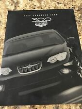 1999 Chrysler 300M 8-page Original Dealer Brochure