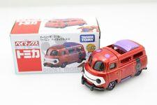 Tomica Takara Tomy Disney Motors Big Hero 6 Baymax 2.0 RED Diecast Toy Car 2015