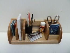 Dolls House Miniature 1:12th Scale Lounge Study Shop Accessory Stationery Shelf