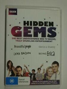 Hidden Gems The Best Undiscovered BBC TV Shows DVD Sample 1st Episodes VERY GD