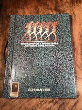 Schumacher Wallpaper + Fabric Large Sample Book ~ Radio City Music Hall Art Deco