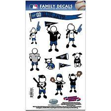Toronto Blue Jays Medium Family Decals 9 Pack (NEW) Auto Car Stickers Emblems