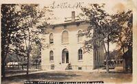 Real Photo Postcard Courthouse in Phillipsburg, Kansas~121665