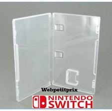 Boitier de remplacement jeu Nintendo Switch 10 MM Neuf