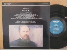 HK STEREO 6.220348 LIADOV Orchestral Works Baba Yaga/Ballade etc GUNZENHAUSER LP