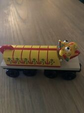 Thomas the Train CHINESE DRAGON Wooden Railway Toy Learning Curve 2003