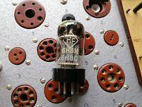 1x RFT 6N8M (6N8S) = 1578 = 6SN7 Vintage Radio Tube / USED
