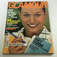 VTG Glamour Magazine: April 1976 - Beverly Johnson Cover