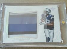 2015 Flawless Dez Bryant 1/1 3 color patch
