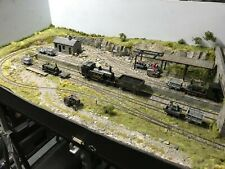 More details for 7mm narrow and standard o gauge exhibition layout - the loop & the oval