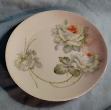 Bavaria LDB & Co. Cabinet Plate - White Roses