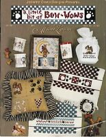 A Little Bit of Bow-wows Cross Stitch | Jeanette Crews 22151 Dogs Paws NEW!
