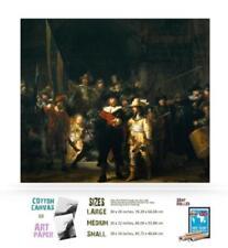 Artist Rembrandt van Rijn Art Prints