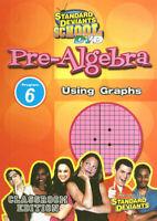 Standard Deviants: Pre-Algebra - Program 6 - U New DVD
