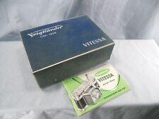 Vintage Voigtlander Vitessa I.B. and Original Box