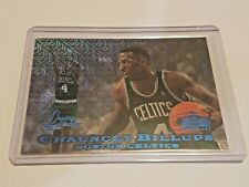 1997-98 Flair Showcase Row O Legacy Collection CHAUNCEY BILLUPS RC 6/100! Rare
