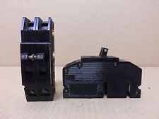 Zinsco Q QC Q260 2 Pole 60 Amps Circuit Breaker