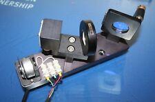 Newport New Focus 9807 Kinematic Mirror Mount 1 Dia Withopto Sigma Ampholder Motor