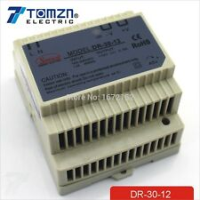 30W 12V 2.5A Din Rail Single Output Switching power supply