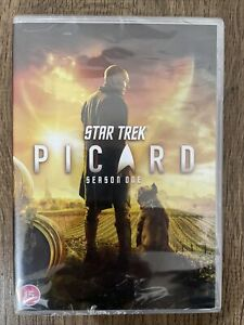Star Trek: PICARD - Season One (Series 1) DVD UK - Brand New & Sealed