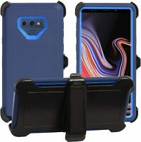 For Galaxy Note 9 Shockproof Rugged Slim Protective Phone Case Cover Hybrid Hard