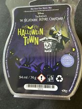 Scentsy Nightmare Before Christmas Halloween Town Brand New