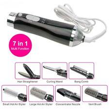Multifunction Hot Air Brush Styler Electric Hair Blow Dryer Hairdryer Set Hair